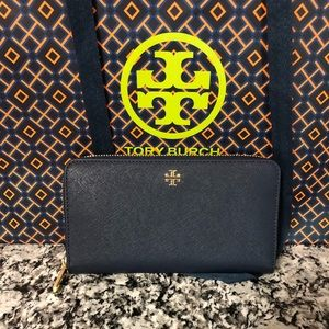Tory Burch Emerson Continental Wallet